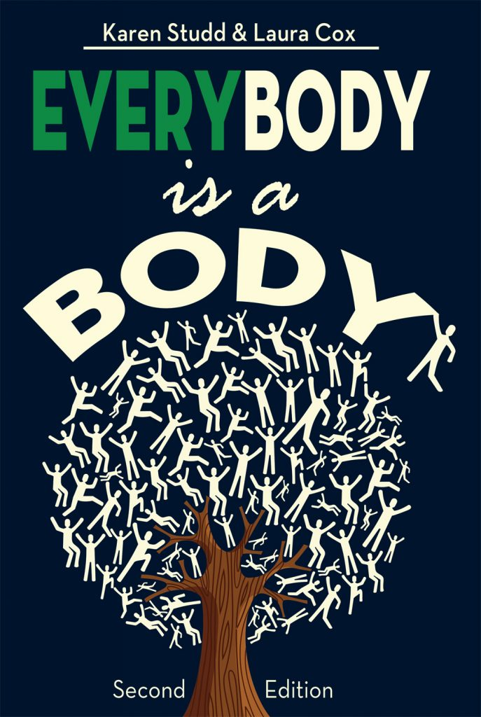 Everybody is a Body Book Cover